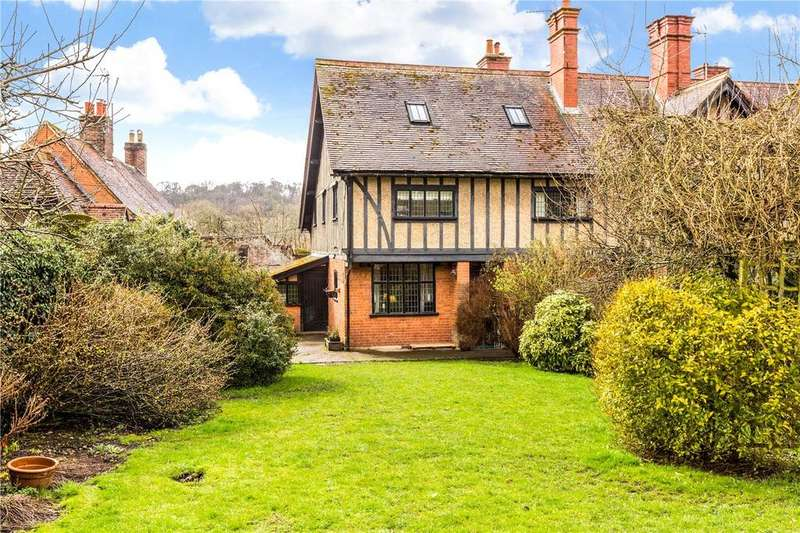 4 Bedrooms End Of Terrace House for sale in Kennet Place, Chilton Foliat, Hungerford, Wiltshire, RG17