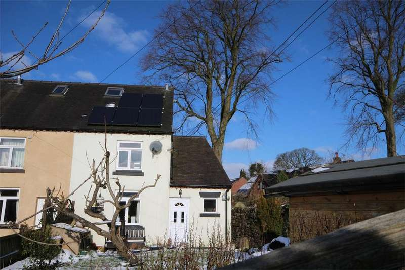 2 Bedrooms Terraced House for rent in 2 Church Terrace, Kingsley, STOKE-ON-TRENT, Staffordshire