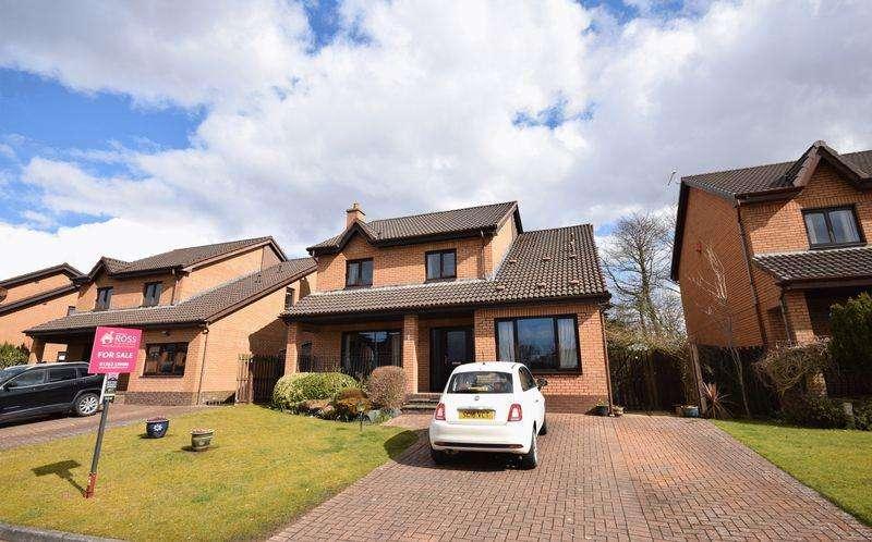 5 Bedrooms Detached Villa House for sale in 3 Fairways, Irvine KA12 8TE