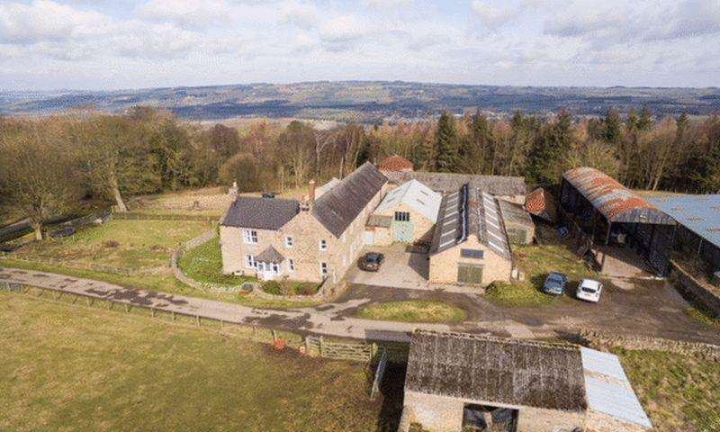 4 Bedrooms Detached House for sale in Corbridge, Northumberland