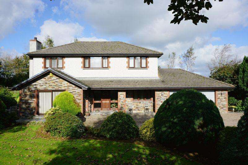 4 Bedrooms Detached House for sale in Trebursye Road, Launceston