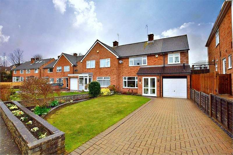 3 Bedrooms Semi Detached House for sale in Trident Road, WATFORD, Hertfordshire