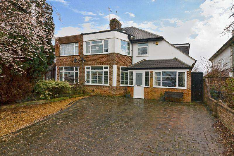 6 Bedrooms Semi Detached House for sale in Rosebery Avenue, Goring-by-Sea