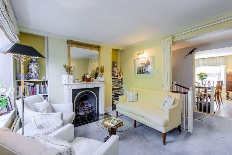 4 Bedrooms End Of Terrace House for sale in St. Cross Road, Winchester, Hampshire, SO23