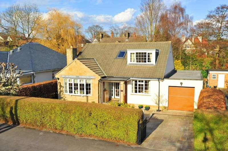 4 Bedrooms Detached Bungalow for sale in Belgrave Crescent, Harrogate
