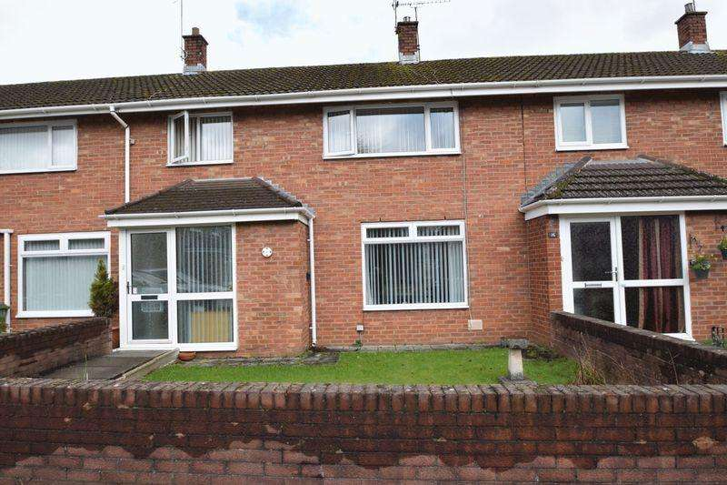 3 Bedrooms Terraced House for sale in Penarth Court, Llanyravon