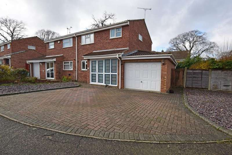 3 Bedrooms Semi Detached House for sale in Wyvill Close, Rainham, ME8