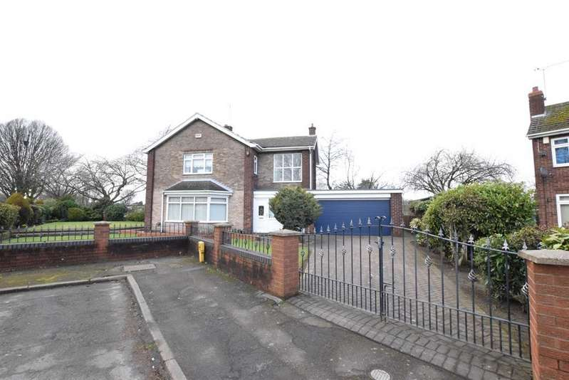 4 Bedrooms Detached House for sale in Marlborough Drive, Scunthorpe, DN16 1PB