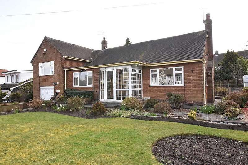 3 Bedrooms Detached Bungalow for sale in Hunts Lane, Stockton Heath