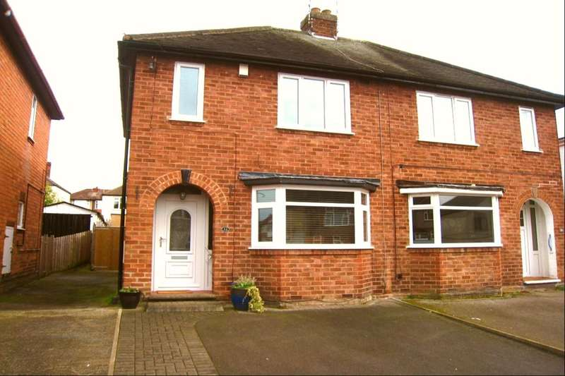 3 Bedrooms Semi Detached House for sale in Silksby Street, Cheylesmore, Coventry, CV3