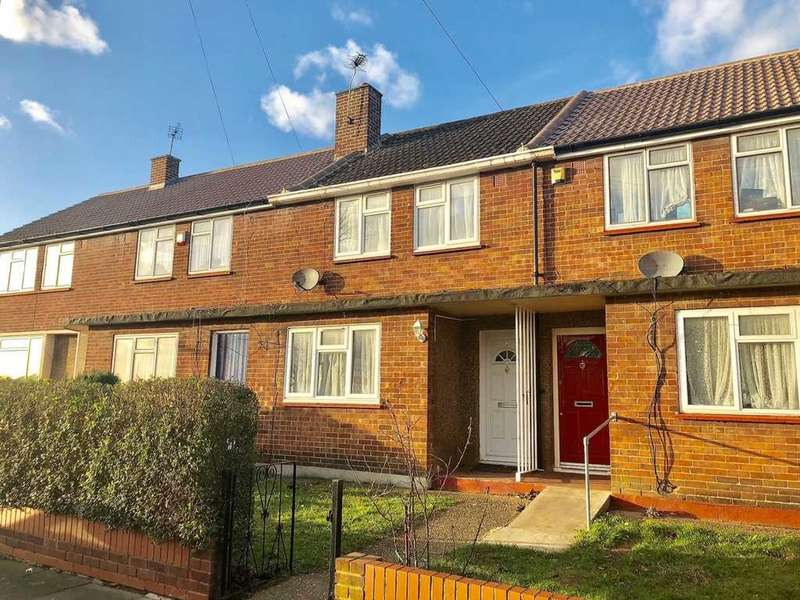 2 Bedrooms Terraced House for sale in Bevin Road,, Hayes