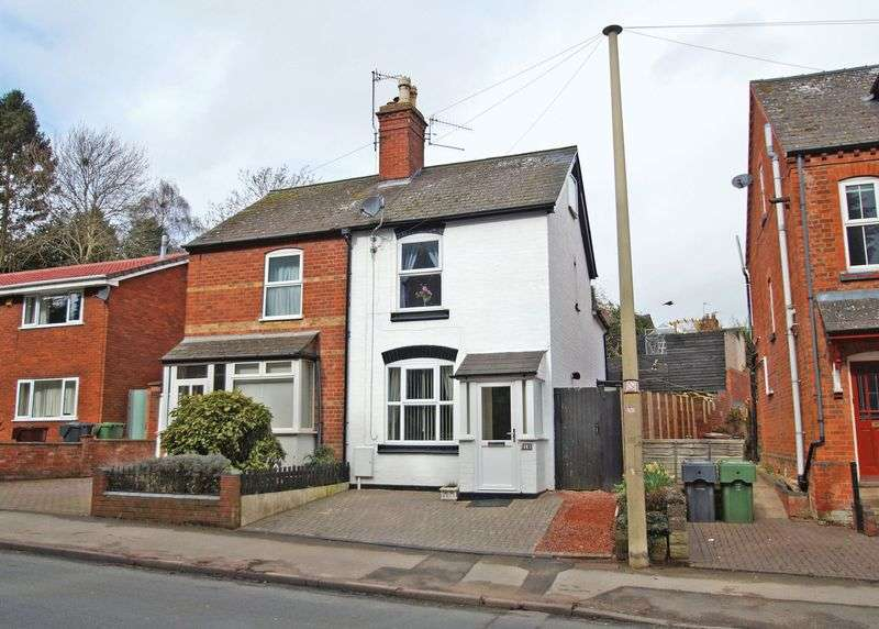 2 Bedrooms Property for sale in Rock Hill, Bromsgrove