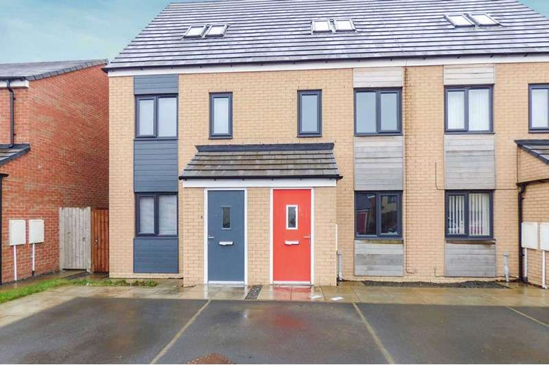 3 Bedrooms Property for sale in St. Nicholas Way, Hebburn, Hebburn, Tyne and Wear, NE31 1RJ