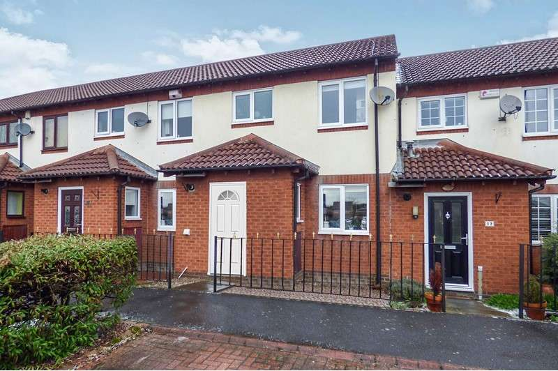 2 Bedrooms Property for sale in The Spinney, Annitsford, Cramlington, Tyne and Wear, NE23 7NY