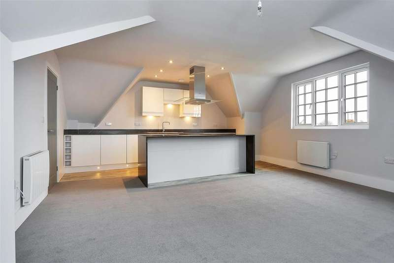 2 Bedrooms Apartment Flat for sale in Ermine Street, Ancaster, Grantham