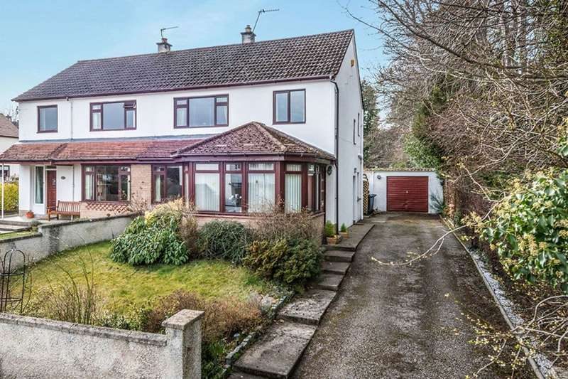 3 Bedrooms Semi Detached House for sale in Pine Drive, Inverness, IV2