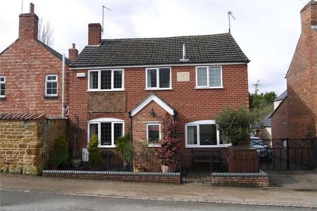 3 Bedrooms Semi Detached House for sale in 'The Forge', Main Street, Middleton, MARKET HARBOROUGH