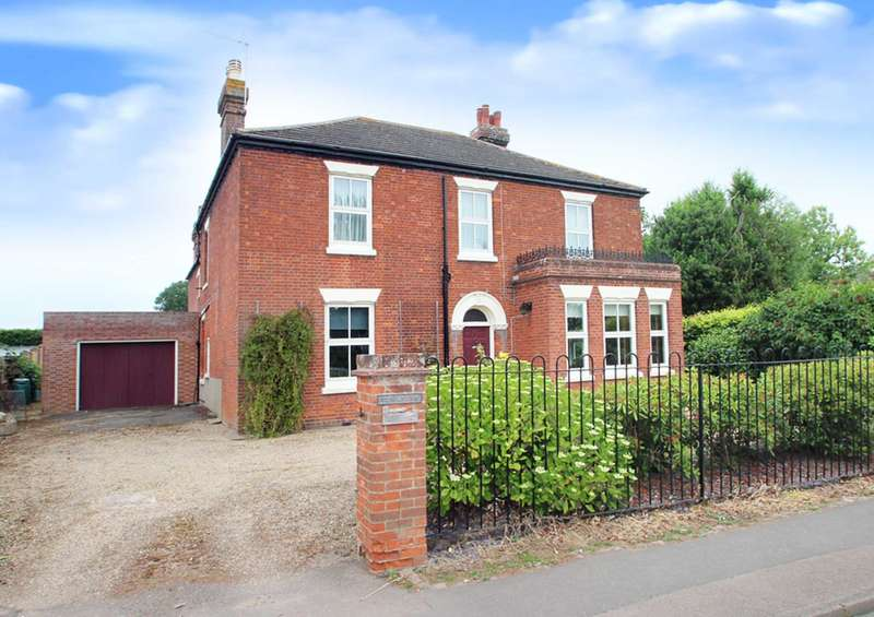 5 Bedrooms Detached House for sale in Norwich Road, Acle