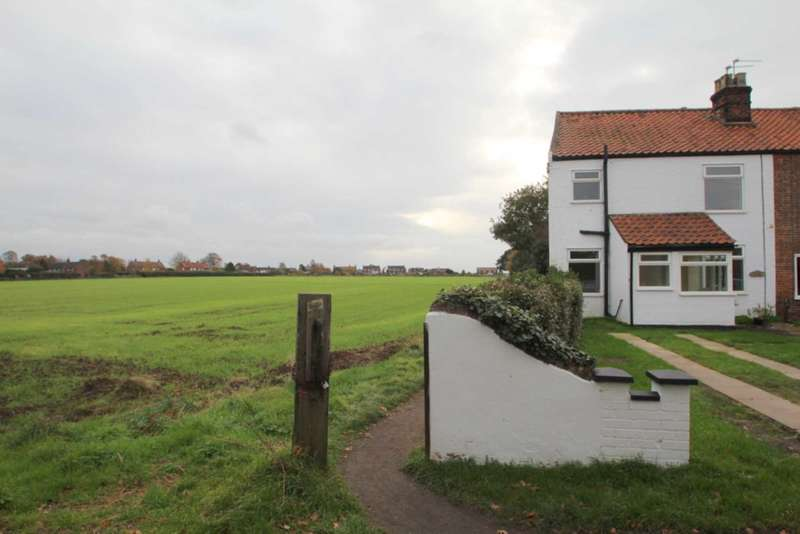 2 Bedrooms House for sale in Witton Green, Reedham