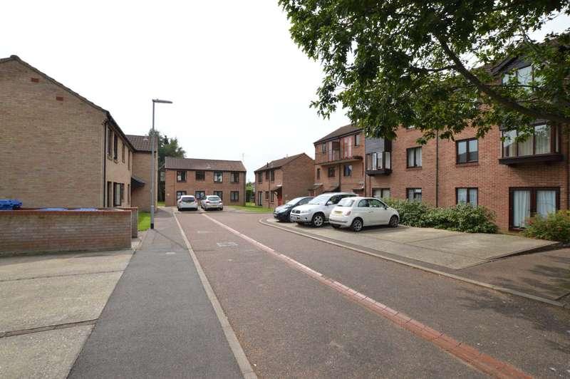 1 Bedroom Flat for sale in Ingram Court, Norwich