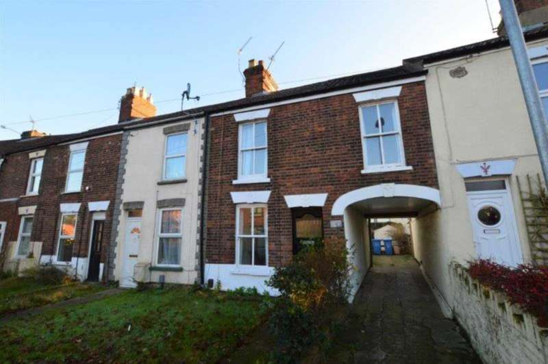 3 Bedrooms House for sale in Quebec Road, Norwich