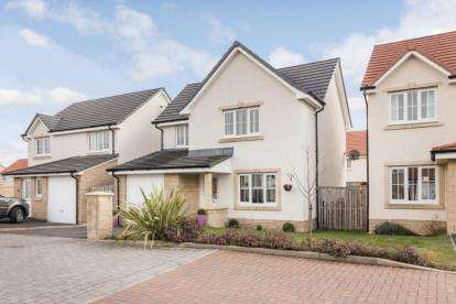 3 Bedrooms Detached House for sale in Brodie Avenue, Alloa