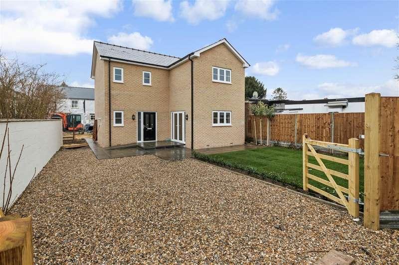 4 Bedrooms Detached House for sale in West Street, Isleham