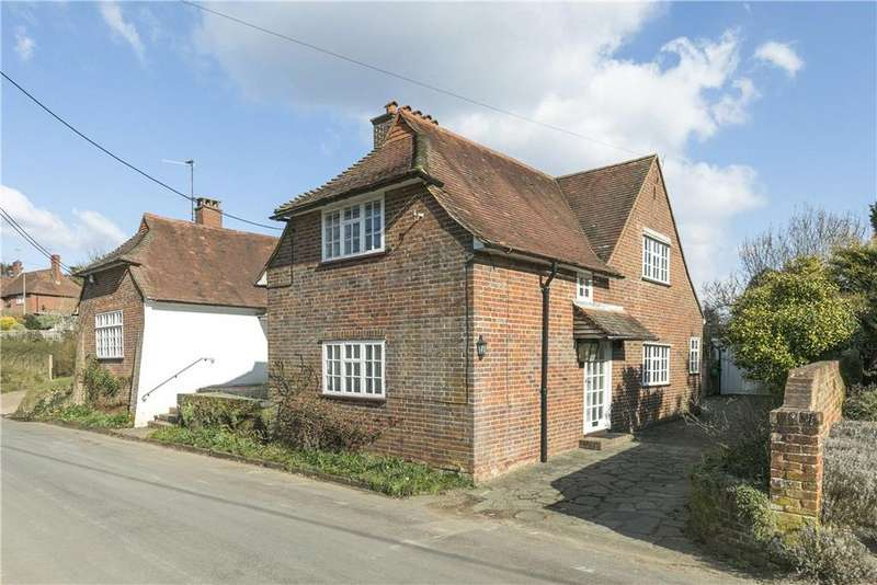 3 Bedrooms Detached House for sale in The Street, Thursley, Godalming, Surrey, GU8