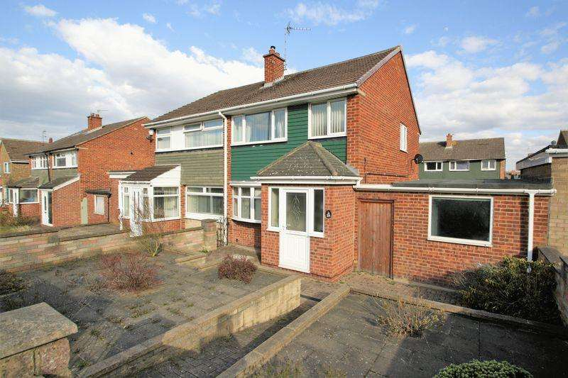 3 Bedrooms Semi Detached House for sale in Harrowgate Lane, Bishopsgarth, Stockton-On-Tees, TS19 8UR