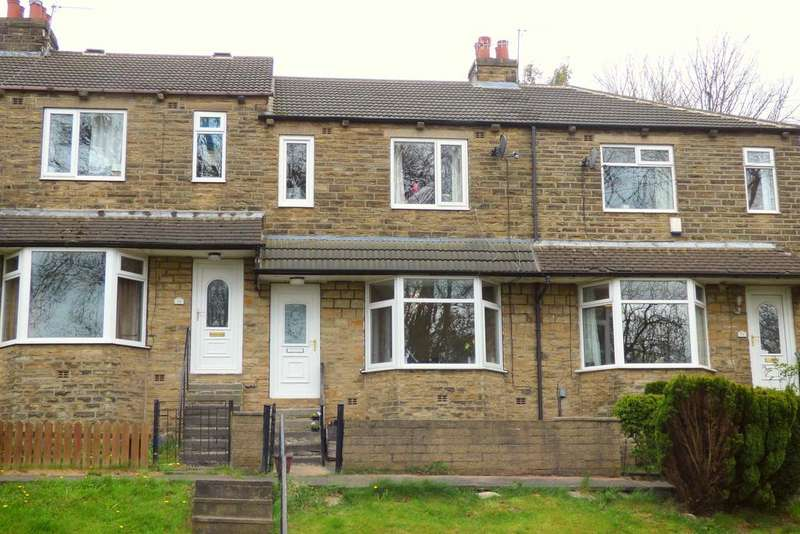 3 Bedrooms Terraced House for sale in 16 Woodlands View, Halifax, HX3 6HL