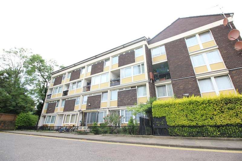 3 Bedrooms Flat for sale in Shrubland Road, London