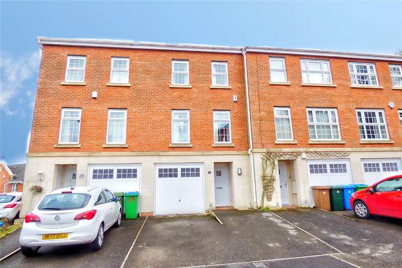 3 Bedrooms Terraced House for sale in Mill Fold Road, Mill Fold Mews, Middleton, Manchester, M24