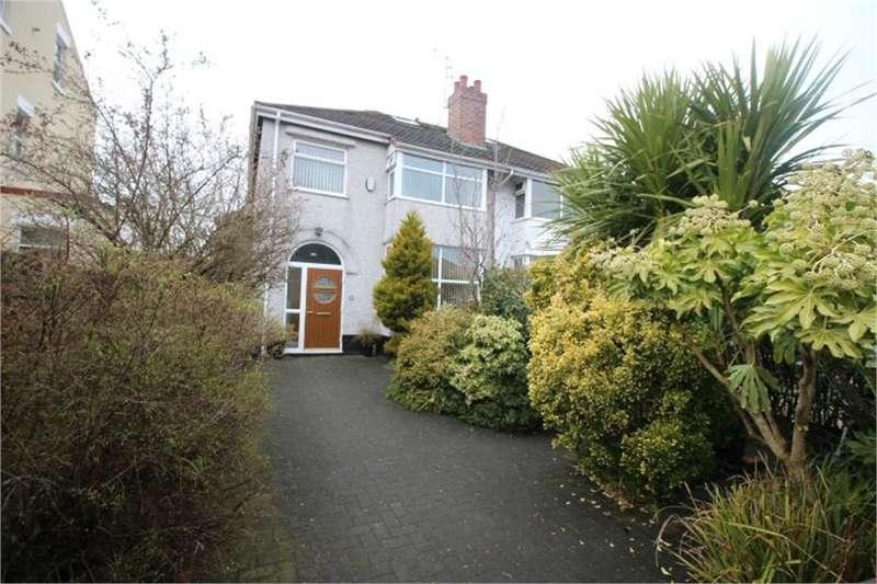 3 Bedrooms Semi Detached House for sale in Queens Road, Crosby, Merseyside