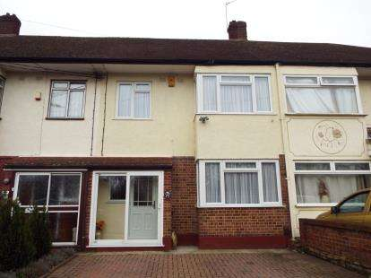 3 Bedrooms Terraced House for sale in South Ockendon, Thurrock, Essex