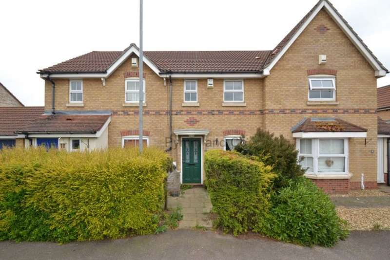 2 Bedrooms House for sale in Desborough Way, Dussindale