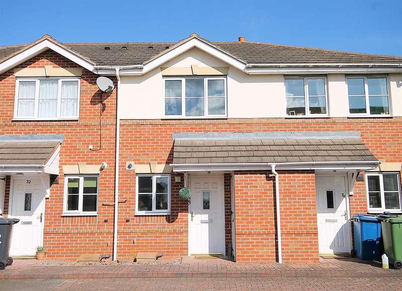2 Bedrooms Terraced House for sale in Cygnet Drive, Tamworth, B79 7RU