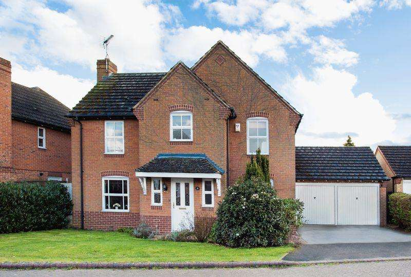 4 Bedrooms Detached House for sale in St Lawrence Way, Tallington