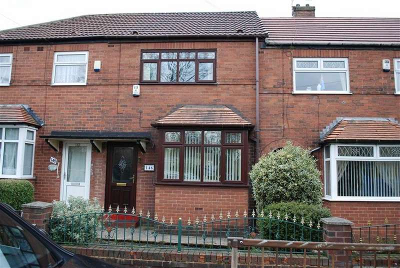 2 Bedrooms Terraced House for sale in Green Street, Middleton, Manchester