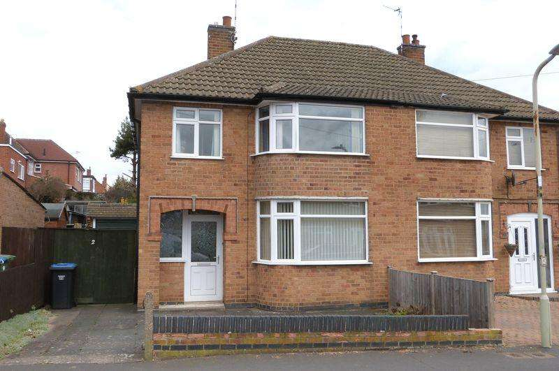 3 Bedrooms Semi Detached House for sale in Pulford Drive, Thurnby