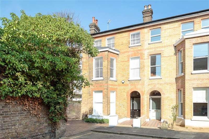5 Bedrooms Semi Detached House for sale in Lichfield Gardens, Richmond, Surrey, TW9