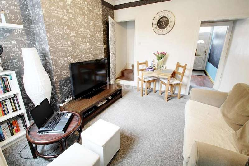 2 Bedrooms Terraced House for sale in Battenberg Road, Leicester
