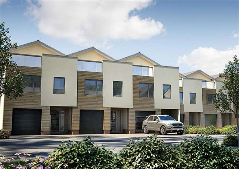3 Bedrooms Semi Detached House for sale in Baltic Wharf, St Peter's Quay, Totnes, Devon, TQ9