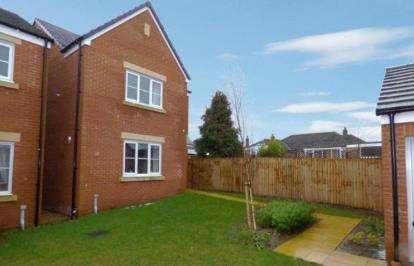 3 Bedrooms Detached House for sale in Brookview Close, Blackburn, Lancashire, ., BB1