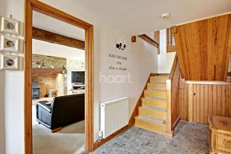 5 Bedrooms Detached House for sale in South Eau Bank, Throckenholt
