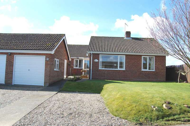 3 Bedrooms Detached Bungalow for sale in Cargate Lane, Upton