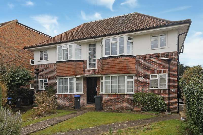2 Bedrooms Apartment Flat for sale in Goring Road, Goring-by-Sea, West Sussex BN12 4PA