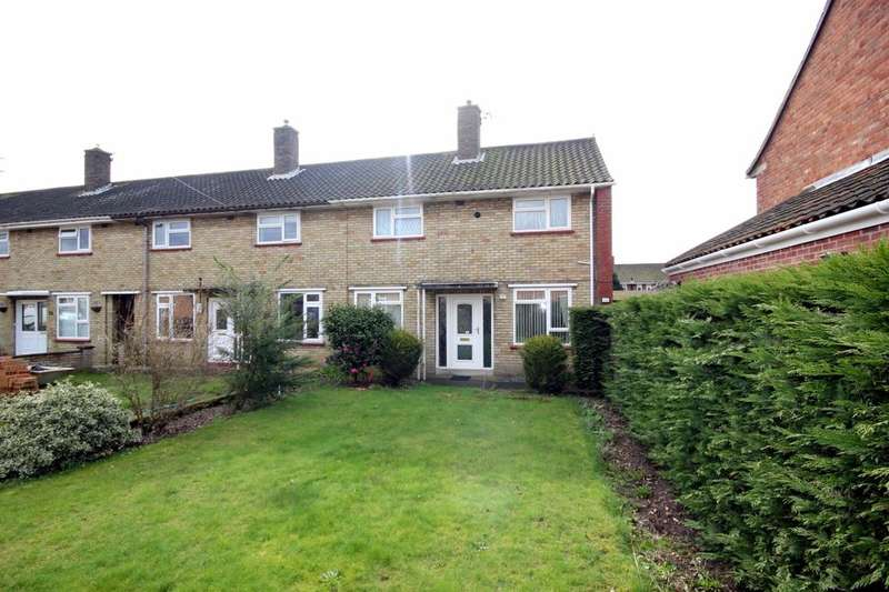 3 Bedrooms Property for sale in Gawdy Road, Heartsease, Norwich, NR7