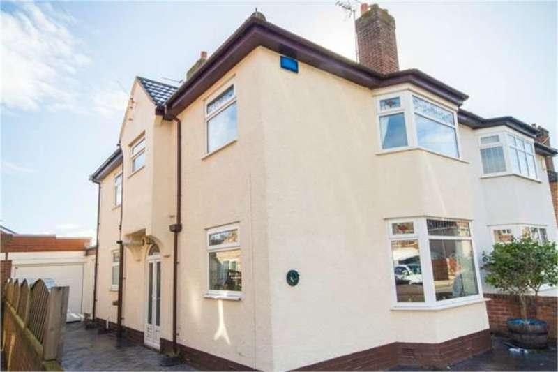 3 Bedrooms Semi Detached House for sale in Moor Drive, LIVERPOOL, Merseyside