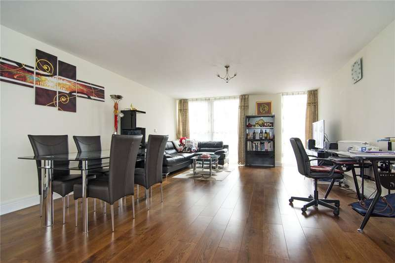 2 Bedrooms Flat for sale in Westwood House, 54 Millharbour, London, E14