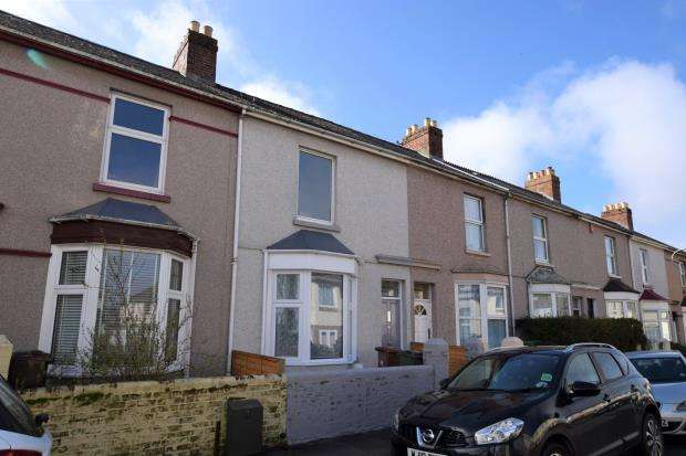 2 Bedrooms Terraced House for sale in Elim Terrace, Plymouth, Devon